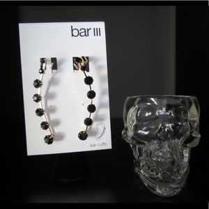 Bar III Ear Cuffs